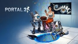 Sohl's Portal 2 Wallpaper
