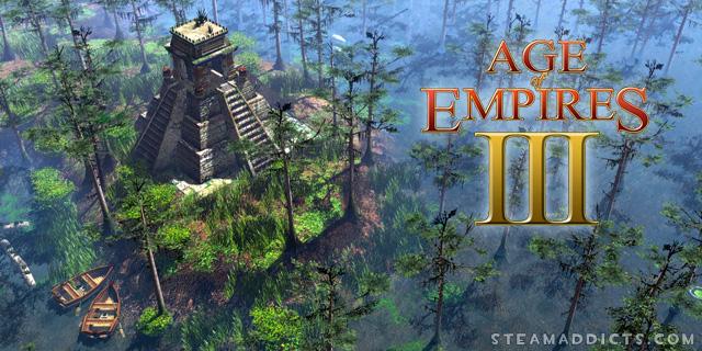 Retro Game Wednesday #11 – Age of Empires III – Steam Addicts