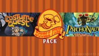 Bundle includes: Stacking - From Tim Schafer's Double Fine Productions, explore a vintage world inhabited by living Russian stacking dolls as you jump into more than 100 unique dolls and use...