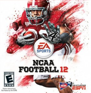 EA NCAA football 12