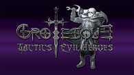 Grotesque Tactics is a story driven, satirical RPG with a strategic combat system. A party of 10 anti-heroes are fighting in a grotesque world that combines the features and clichés […]