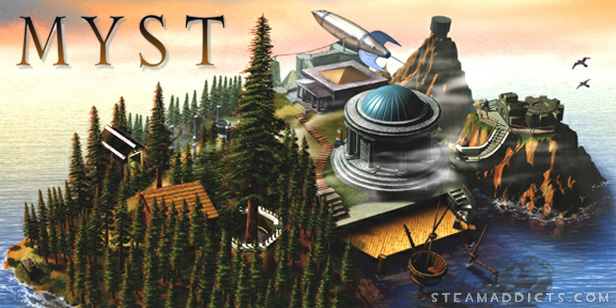 Every week, Retro Game Wednesday reviews a well-aged game available for digital download on Steam. – Title:  Myst: Masterpiece Edition Genre:  First Person Point and Click Adventure Developer: Cyan Release Date: 24 September, 1993...