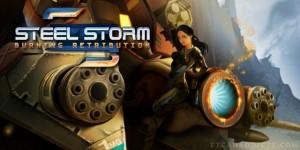 Steel Storm: Burning Retribution