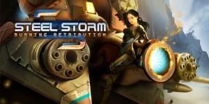 Steel Storm:Burning Retribution