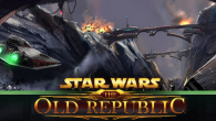 There's a new MMO out right now, it came out pretty recently actually.  It's called Star Wars:  The Old Republic, and we even have a banner on the site promoting...