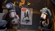 "Valve, in partnership with Aperture Science dba Aperture Laboratories, announced today the release of ""Turrets"", a promotional video for the long awaited consumer version of Aperture's military-grade turret line. Potential […]"