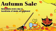 The Autumn Sale continues today with great deals on almost everything on Steam! Friday's Daily Deals Include: Deus Ex: Human Revolution Dead Island Warhammer 40,000: Space Marine Back to the […]