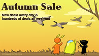 The Autumn Sale continues today with great deals on almost everything on Steam! Saturday's Daily Deals Include: Civilization V Franchise Rage Tom Clancy Franchise FEAR Franchise Witcher Franchise Kane & […]