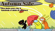 The Autumn Sale concludes today with great deals on almost everything on Steam! Sunday's Daily Deals Include: Modern Warfare 2 Fable III Red Faction Franchise Driver San Francisco Dead Space Franchise Duels […]