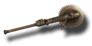 "Dead Island - ""The Ripper"" Special Weapon"