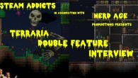 Some ten weeks ago, a small group of no-name developers debuted an all-new adventure RPG called Terraria that became an overnight Steam sensation.  Steam Addicts manged to grab Game Creator...