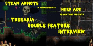 Terraria Double Feature Interview