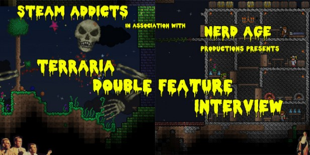 Some ten weeks ago, a small group of no-name developers debuted an all-new adventure RPG called Terraria that became an overnight Steam sensation.  Steam Addicts manged to grab Game Creator […]