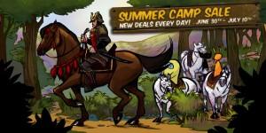 Steam Summer Camp Sale - Day 2