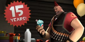 15 years of Team Fortress