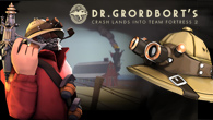 Dr. Grordbort's Crashes into Team Fortress 2 We reported the mysterious rockets in TF2 earlier, but now one has been revealed!  The new rocket has delivered a bevy of soldier...